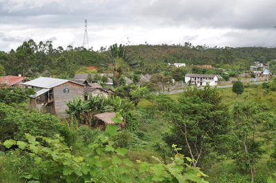 Andasibe village in Madagascar, where Projects Abroad volunteers will learn French
