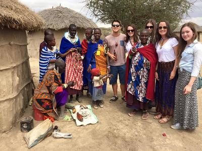 Taking part in a Projects Abroad Swahili Language Course in Tanzania will aid your interaction with local people