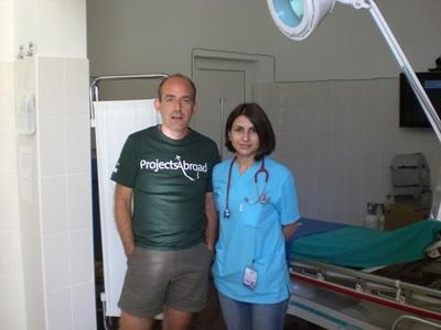 Volunteer Medical placements in Romania