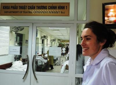 Volunteer Nursing Projects in Vietnam