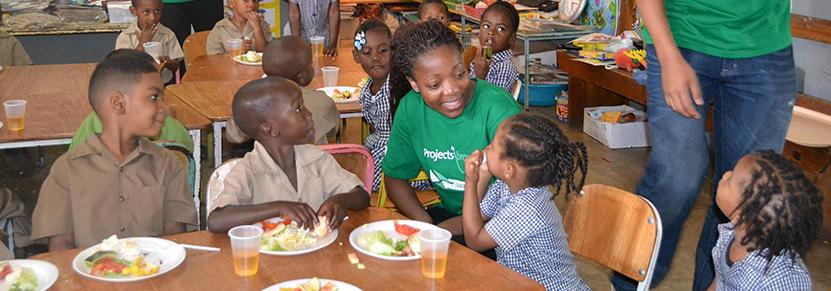 Volunteer Nutrition projects abroad