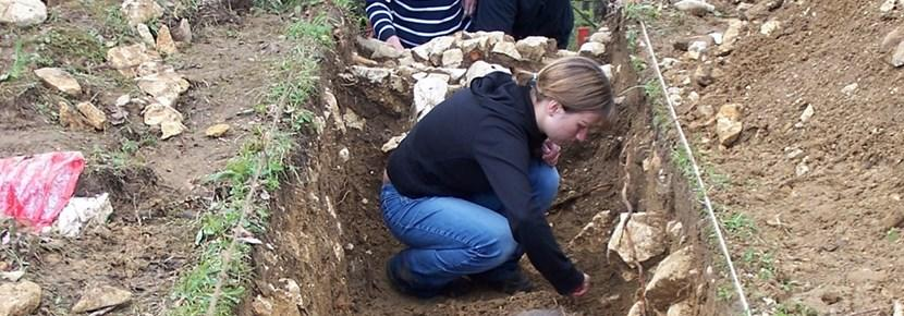 Volunteer abroad on archaeology projects