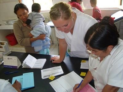 Volunteer as a Dietician in Bolivia