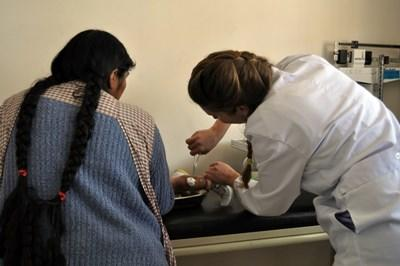 Volunteer as a Doctor in Bolivia