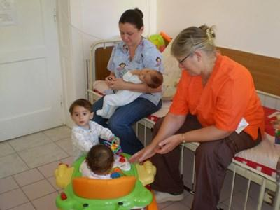 Volunteer as an Occupational Therapist in Romania