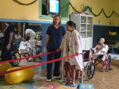 Voluntary Work in Physiotherapy in Bolivia