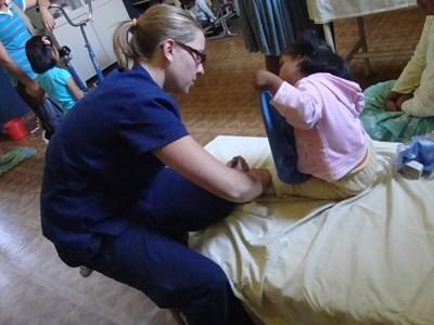 Volunteer as a Physiotherapist in Bolivia