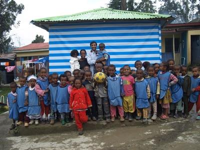 Volunteer as a Physical Education Teacher in Ethiopia
