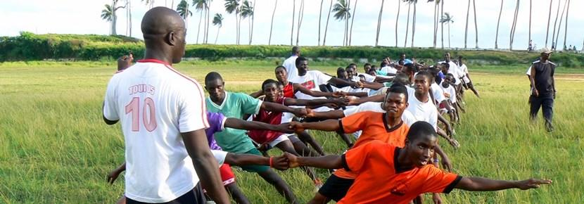 Volunteer rugby coaching opportunities abroad