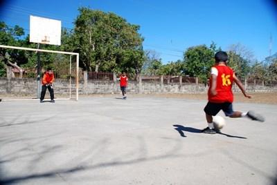 School Sports projects in Costa Rica
