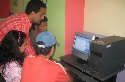 Volunteer IT Project in Morocco